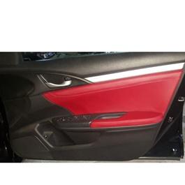 Honda Civic Ferrari Style Seat Covers - Model 2016-2020-SehgalMotors.Pk