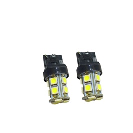 Maximus SMD 13 Parking Light White - Pair   Led Light Bulb For Parking   SMD Car Exterior Parking Lamps Parking Lights Car Accessories-SehgalMotors.Pk
