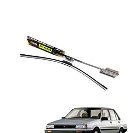 Toyota Corolla 5th Generation Maximus Premium Silicone Wiper Blades - Model 1983-1987-SehgalMotors.Pk