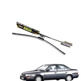 Toyota Corolla Maximus Premium Silicone Wiper Blades - Model 1991-1995-SehgalMotors.Pk