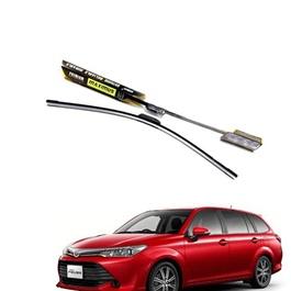 Toyota Fielder Maximus Premium Silicone Wiper Blades - Model 2012 - 2017-SehgalMotors.Pk