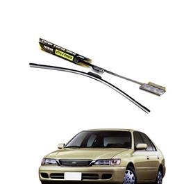 Toyota Corona Maximus Premium Silicone Wiper Blades - Model 1998-2001-SehgalMotors.Pk