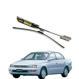 Toyota Corona Maximus Premium Silicone Wiper Blades - Model 1992-1998-SehgalMotors.Pk