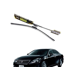 Toyota Crown Maximus Premium Silicone Wiper Blades - Model 2008-2012-SehgalMotors.Pk