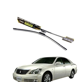 Toyota Crown Maximus Premium Silicone Wiper Blades - Model 2003-2008-SehgalMotors.Pk