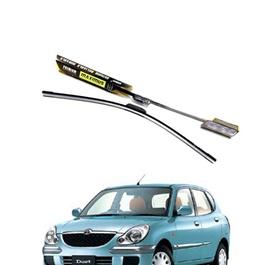 Toyota Duet Maximus Premium Silicone Wiper Blades - Model 1998-2004-SehgalMotors.Pk