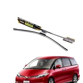 Toyota Estima Maximus Premium Silicone Wiper Blades - Model 2006-2017-SehgalMotors.Pk