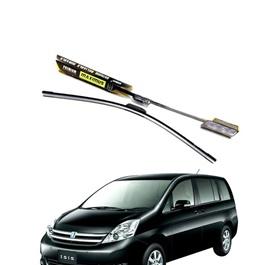 Toyota ISIS Maximus Premium Silicone Wiper Blades - Model 2004-2017-SehgalMotors.Pk