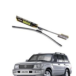 Toyota Land Cruiser Maximus Premium Silicone Wiper Blades - Model 1998-2007-SehgalMotors.Pk