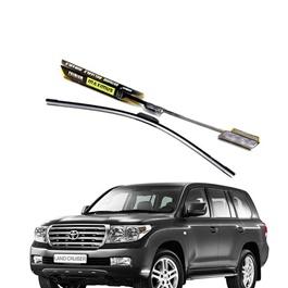 Toyota Land Cruiser Maximus Premium Silicone Wiper Blades - Model 2007-2015-SehgalMotors.Pk