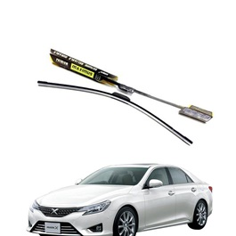 Toyota Mark X Maximus Premium Silicone Wiper Blades - Model 2009-2017-SehgalMotors.Pk