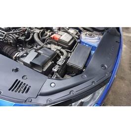 Honda Civic Fender Insulator Plastic Covers For Engine Black - Model 2016-2020