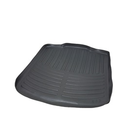 Audi A6 5D Trunk Mat - Model 2011-2020 | Trunk Boot Liner | Cargo Mat Floor Tray | Trunk Protection Mat | Trunk Tray Cover Pad-SehgalMotors.Pk