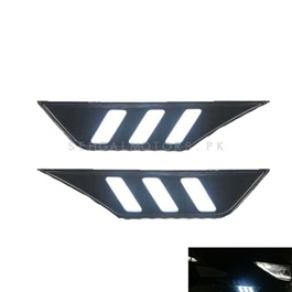 Honda Civic Side Fender Marker Lamp Mustang Style - Model 2016-2020-SehgalMotors.Pk