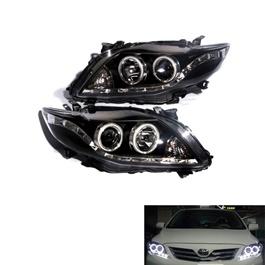 Toyota Corolla V2 Headlight / Head Lamp - Model 2008-2012-SehgalMotors.Pk
