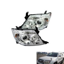 Toyota Hilux Surf Headlight / Head Lamp - Model 2002-2009-SehgalMotors.Pk