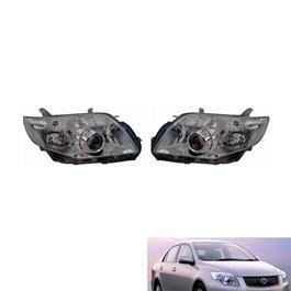 Toyota Corolla Axio Headlight / Head Lamp - Model 2006-2012-SehgalMotors.Pk