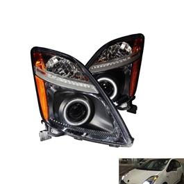 Toyota Prius Projection Headlight / Head Lamp - Model 2009-2015-SehgalMotors.Pk