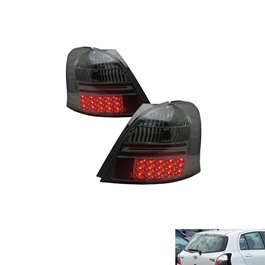 Toyota Vitz LED Tail Light - Model 2004-2011 | Car Back Lamp | Car Back Light | Car Back Lights | Back Light Replacement Lights-SehgalMotors.Pk