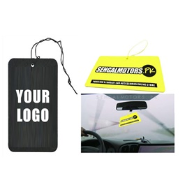 Custom Hanging Car Perfume Fragrance Cards | Car Perfume | Fragrance | Air Freshener | Best Car Perfume | Natural Scent | Soft Smell Perfume-SehgalMotors.Pk