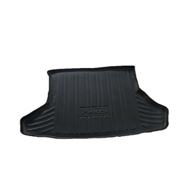 Toyota Prius 5D Trunk Mat - Model  2009-2017 | Trunk Boot Liner | Cargo Mat Floor Tray | Trunk Protection Mat | Trunk Tray Cover Pad