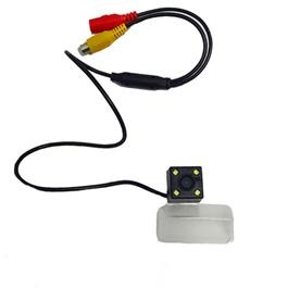 Universal 4 LED Square Back Camera | Rear Camera Parking Camera | Reverse Parking Camera | Security Camera-SehgalMotors.Pk