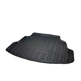 Toyota Corolla 5D Trunk Mat - Model 2014-2017 | Trunk Boot Liner | Cargo Mat Floor Tray | Trunk Protection Mat | Trunk Tray Cover Pad-SehgalMotors.Pk