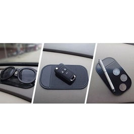 Sticky Dashboard Mat - Each | Sticks Any Thing | Anti Skid Material-SehgalMotors.Pk