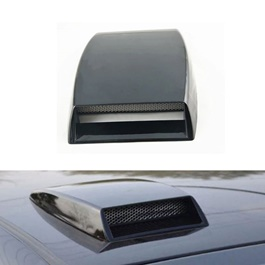 Air Flow For Car Hood Small Size 701 | Automotive Universal Body Hood Decorative Air Vent | Car Air Inlet Cover-SehgalMotors.Pk
