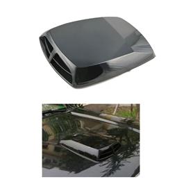 Air Flow For Car Hood Medium Size 703 | Automotive Universal Body Hood Decorative Air Vent | Car Air Inlet Cover-SehgalMotors.Pk