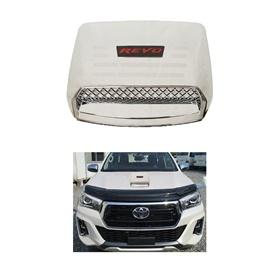 Toyota Hilux Revo Bonnet Scoop Chrome China - 2016-2020-SehgalMotors.Pk