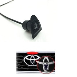 Toyota Front Monogram Camera | Car Parking Camera | Security Camera | Front Guide Line Parking Backup Camera -SehgalMotors.Pk
