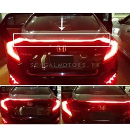 Honda Civic Complete Sequential Spoiler - Model 2016-2020-SehgalMotors.Pk
