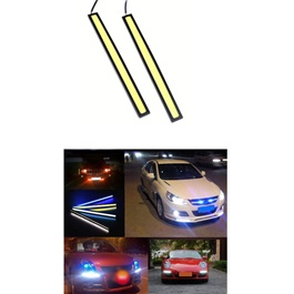 New Generation Bumper Daylight Blue | Daytime Running Lights | Car Styling Led Day Light | DRL Lamp-SehgalMotors.Pk