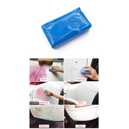 Chemical Surface Cleaner Clay Bar | Magic Car Clean Clay Bar Auto Detailing Cleaner Car Washer Blue | Auto Care Clay