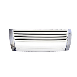 Toyota Fortuner Front Grille White - Model 2016-2020-SehgalMotors.Pk