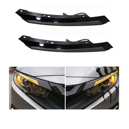 Honda Civic Headlight / Head Lamp Light Eyebrow Light - Model 2016-2020