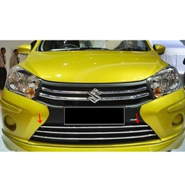 Suzuki Cultus Front Lower Chrome Grill - Model 2017-2020-SehgalMotors.Pk