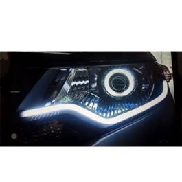 Honda City Neon Style Headlights / Head Lamps - Model 2009-2020-SehgalMotors.Pk