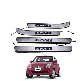 Suzuki Swift Sill Plates / Skuff LED panels - Model 2010-2020-SehgalMotors.Pk