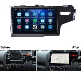 Honda Fit LCD multimedia IPS Display System Android - Model 2013-2019-SehgalMotors.Pk