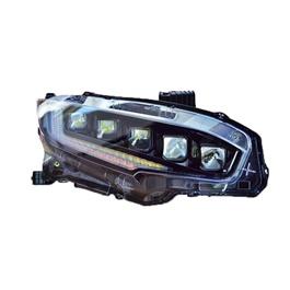 Honda Civic Full LED Headlight / Head Lamp NSX Style Front Lamp - Model 2016-2020-SehgalMotors.Pk