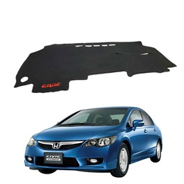 Honda Civic Dashboard Carpet For Protection and Heat Resistance - Model 2007-2011-SehgalMotors.Pk