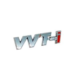 Vvti Metal Monogram   Emblem   Decal   Logo-SehgalMotors.Pk