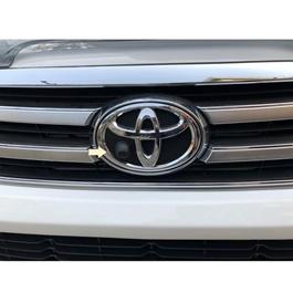 Toyota Hilux Revo Front Camera - Model 2016-2020 | Car Parking Camera | Security Camera | Front Guide Line Parking Backup Camera