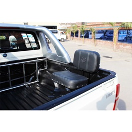 Toyota Hilux Revo Back Seat (1 piece) - Model 2016-2020-SehgalMotors.Pk