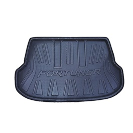 Toyota Fortuner Foam Trunk Mat - Model 2016-2020 | Trunk Boot Liner | Cargo Mat Floor Tray | Trunk Protection Mat | Trunk Tray Cover Pad-SehgalMotors.Pk