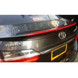 Toyota Corolla Complete LED Spoiler Model - 2017-2020-SehgalMotors.Pk