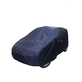 Universal Parachute Car Top Cover Medium | Full Car Cover Outdoor Snow Ice Dust Sun UV Shade Cover Auto Exterior Accessories | Water Proof | Dust Proof-SehgalMotors.Pk