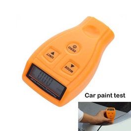 GM200 Car Paint Thickness Tester | Fake Paint Detector | Car Paint Gauge Measuring Tool-SehgalMotors.Pk